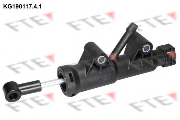 Главный цилиндр сцепления FTE KG19011741