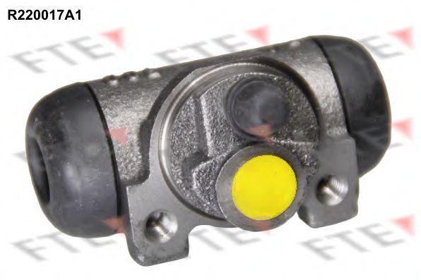 Колесный тормозной цилиндр  арт. R220017A1