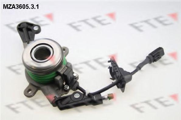 Выжимной подшипник гидравлический Sprinter 00-/Crafter 06- (АКПП) FTE MZA360531