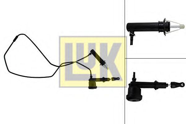 Цилиндр сцепления Luk LUK 513006610
