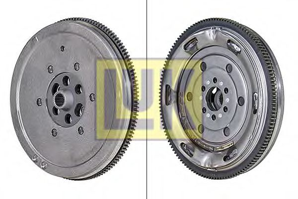 Двухмасовий маховик Audi A6 2.0TDI 04-11 АКПП LUK 415062308