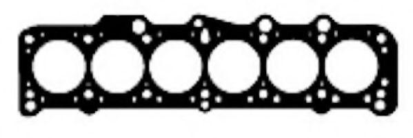 Прокладка головки блока GOETZE 3002733710