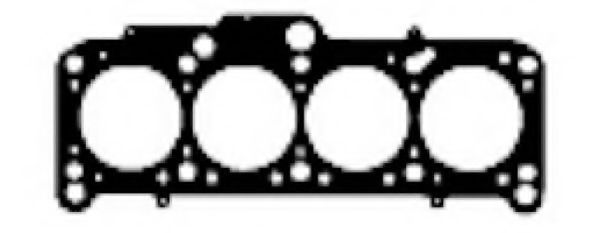 Прокладка головки блока GOETZE 3002868600
