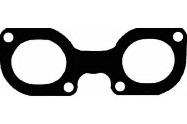 Прокладка колектора двигуна металева  арт. 3102724710