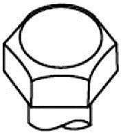 Комплект болтов головки цилидра  арт. 2220005B