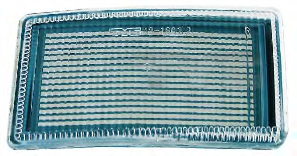 Рамка противотуманной фары Облицовка, противотуманная фара TYC арт. 125091016
