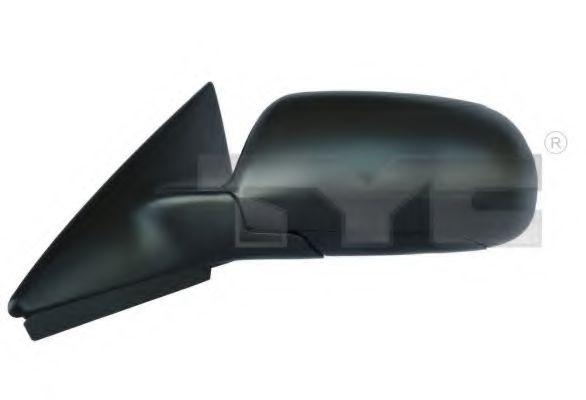 Дзеркало бічне, ліве TYC 3020022