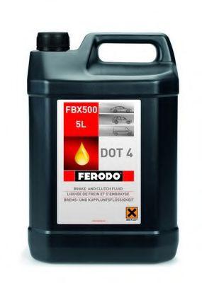 Гальмівна рідина FERODO FBX500