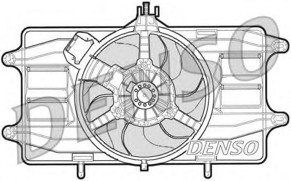 Вентилятор, охлаждение двигателя в интернет магазине www.partlider.com