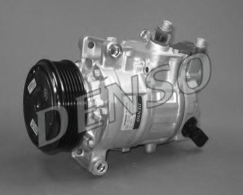 Компрессор кондиционера AUDI A4/A6 (Пр-во Denso)                                                     DENSO DCP02052