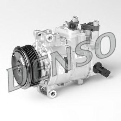 Компрессор кондиционера AUDI, SEAT (Пр-во Denso)                                                     DENSO DCP02041