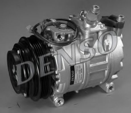Компресор кондиціонера DENSO DCP02004