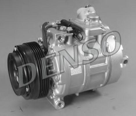 Компрессор кондиционера BMW 5 (E39)/ 7(E38) (Пр-во Denso)                                            DENSO DCP05018