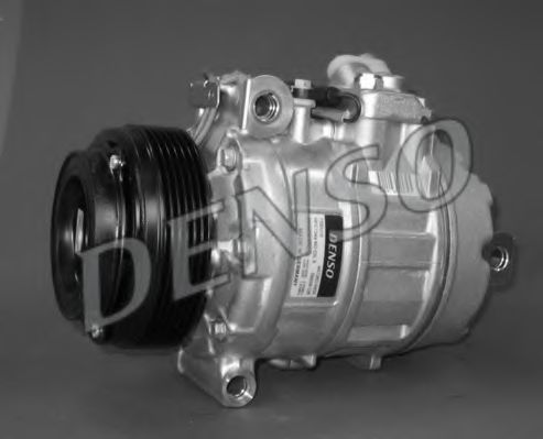 Компресор кондиціонера DENSO DCP05031