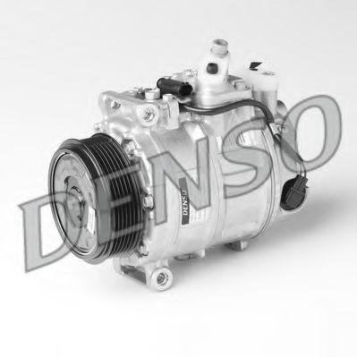 Компресор кондиціонера DENSO DCP17043