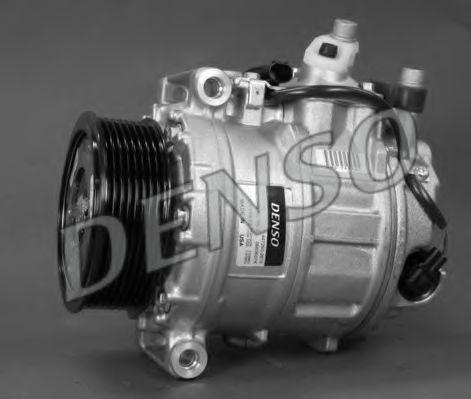 Компресор кондиціонера DENSO DCP17062