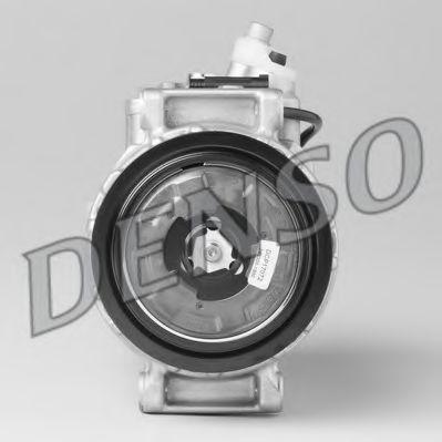 Компрессор кондиционера Denso DENSO DCP17072