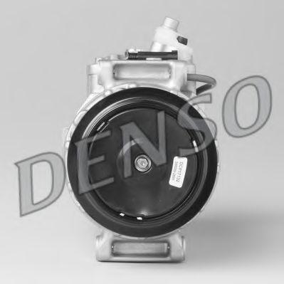 Компресор кондиціонера DENSO DCP17132