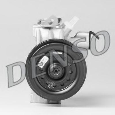 Компрессор кондиционера Denso DENSO DCP50242