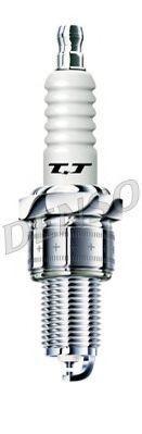(1 конт) Свічка запалювання VW Caddy/Passat/Audi 100/80  DENSO W20TT