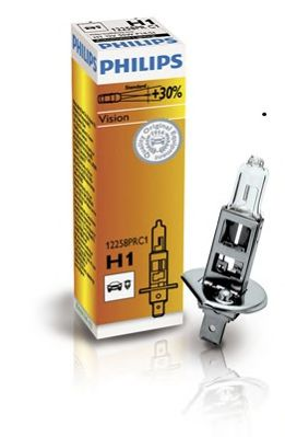 Лампа накалу H1Premium 12V 55W P14,5s  арт. 12258PRC1