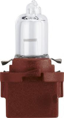 Лампа накаливания BAX B10d Brown 12V3W (пр-во Philips)                                               в интернет магазине www.partlider.com