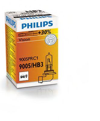 Лампа накаливания HB3Premium12V 65W P20d (пр-во Philips)                                              арт. 9005PRC1