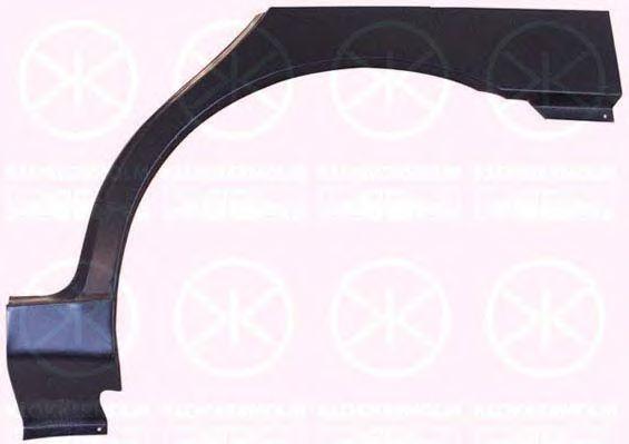 Крыло Рем.часть крыла заднего левая 4/5-дв. KLOKKERHOLM арт. 1106581