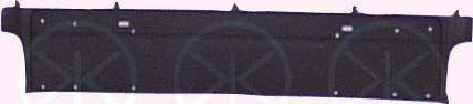 Крепление номерного знака Кронштейн щитка номерного знака KLOKKERHOLM арт. 0065926