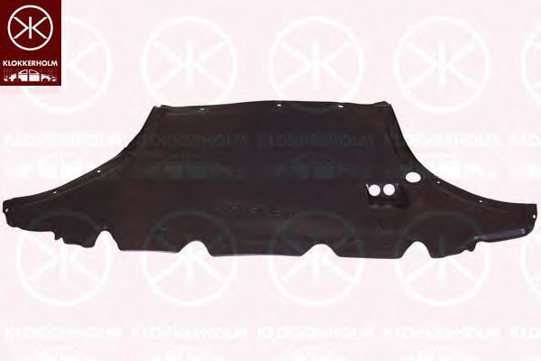 Захист двигуна AUDI (A4), 08 - 11 в интернет магазине www.partlider.com