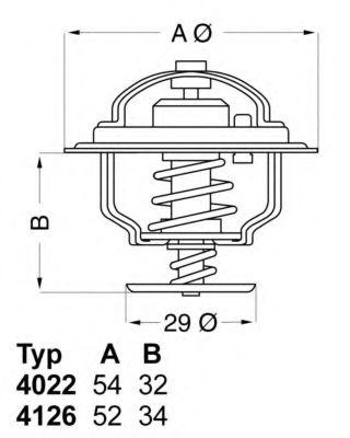 Термостат  арт. 402282D