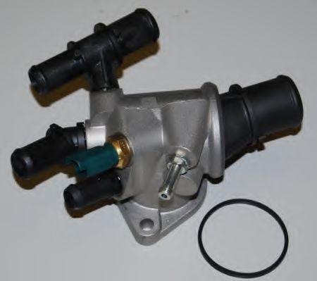 WAHLER FIAT Термостат в корпусе 88С Doblo 1.9JTD 01-. WAHLER 41051188D