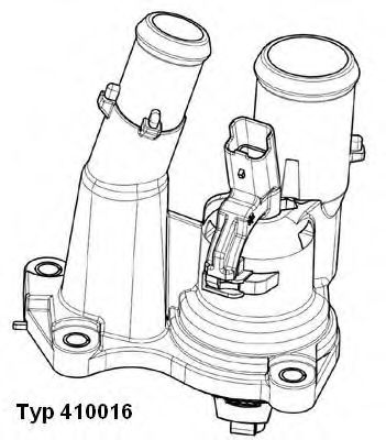 Термостат FORD (пр-во WAHLER) в интернет магазине www.partlider.com