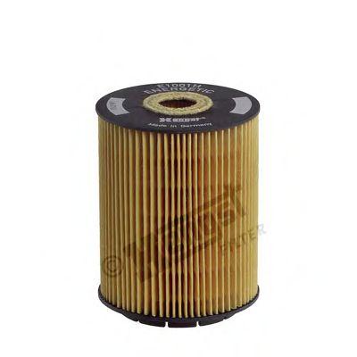 Фильтр масляный (пр-во Hengst)                                                                        арт. E1001HD28