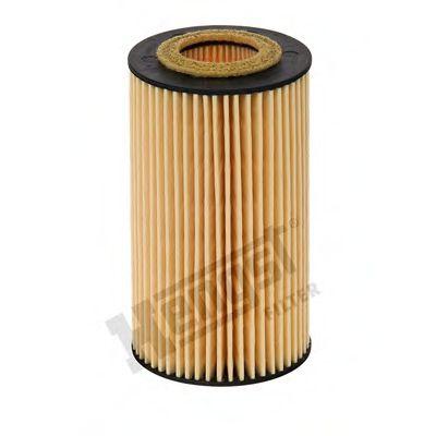 Фильтр масляный (смен.элем.) HONDA (пр-во Hengst)                                                     арт. E11HD117