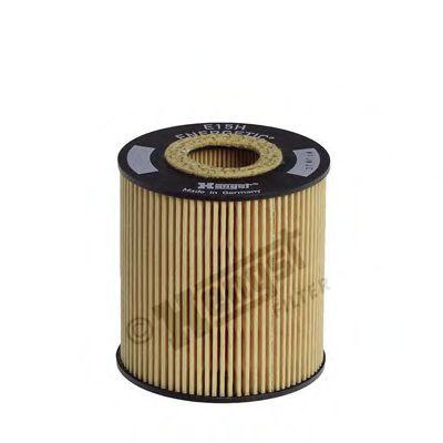 Фильтр масляный (пр-во Hengst)                                                                        арт. E15HD59