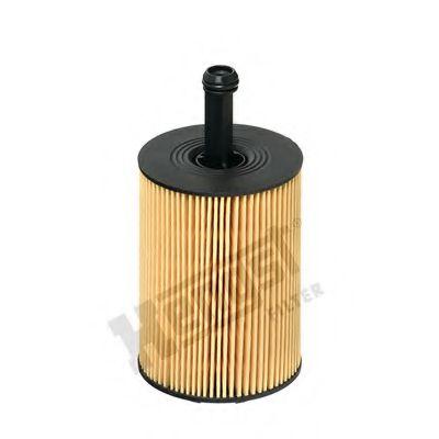Фильтр масляный (смен.элем.) AUDI, SKODA, VW (пр-во Hengst)                                           арт. E19HD83