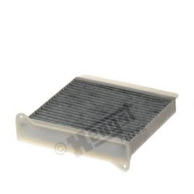 Фильтр салона угольный (пр-во Hengst) BOSCH арт. E1998LC