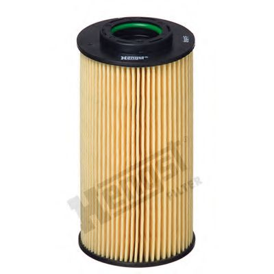 Фильтр масляный HYUNDAI ACCENT III, I30 1.5 CRDI (пр-во Hengst)                                       арт. E208HD224