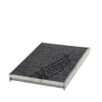Фильтр салона угольный (пр-во Hengst)                                                                BOSCH арт. E2913LC