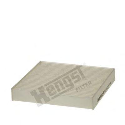 Фильтр салона SUZUKI SWIFT 05-, SX4 06- (пр-во HENGST)                                                арт. E2957LI