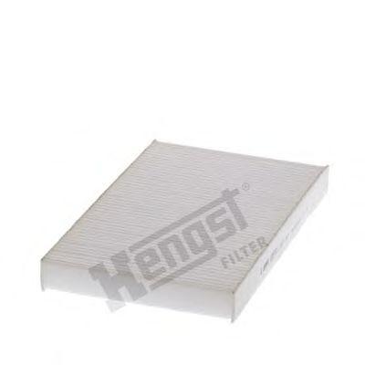 Фильтр салона PEUGEOT 307 00-, CITROEN C2, C3, C4 02- (пр-во HENGST)                                  арт. E2979LI