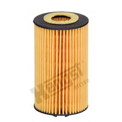 Oil filter hengstfilter E611HD256