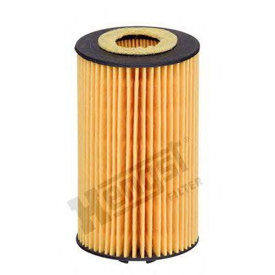 Фильтр масляный AVEO (T300) (пр-во HENGST)                                                            арт. E611HD256