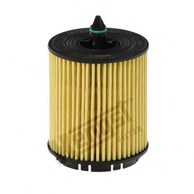 Фильтр масляный OPEL ASTRA (пр-во Hengst)                                                             арт. E630H02D103