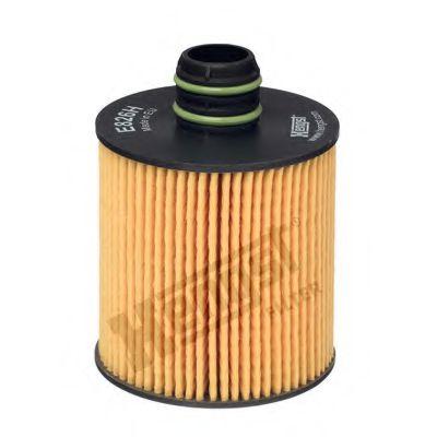 Фильтр масляный FIAT DOBLO 1.6, 2.0 D 10- (пр-во HENGST)                                              арт. E826HD268