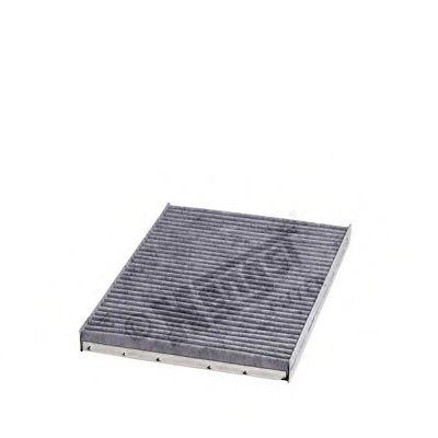 Фильтр салона угольный (пр-во Hengst)                                                                 арт. E900LC