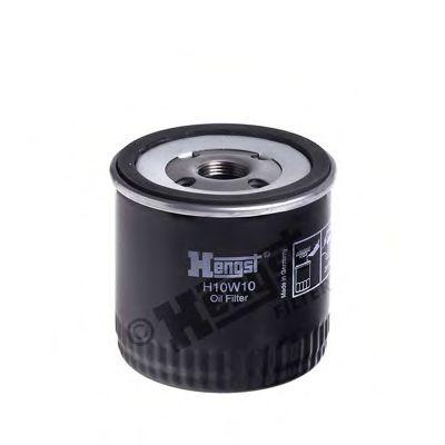 Фильтр масляный двигателя TRANSIT (пр-во Hengst)                                                      арт. H10W10