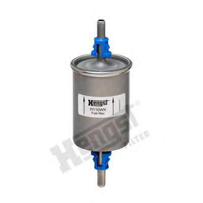 Фильтр топливный DAEWOO LANOS 97-, VAG (пр-во Hengst)                                                 арт. H110WK