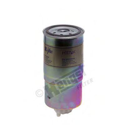 Топливный фильтр BOSCH арт. H117WK